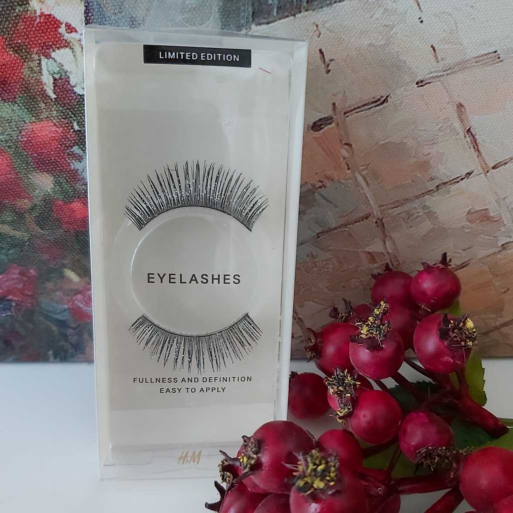 Limited edition eyelash