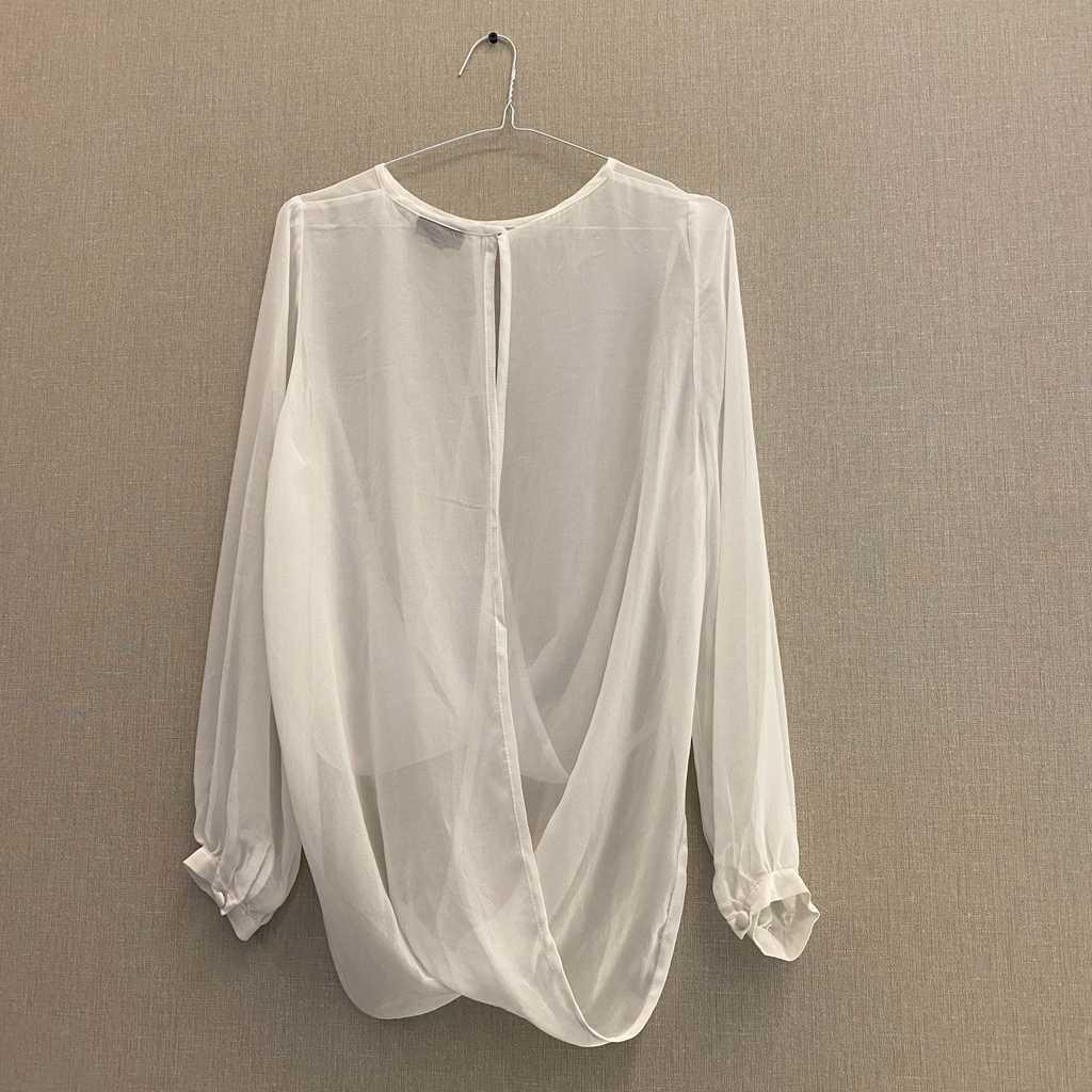 Medium blouse from Forever 21.