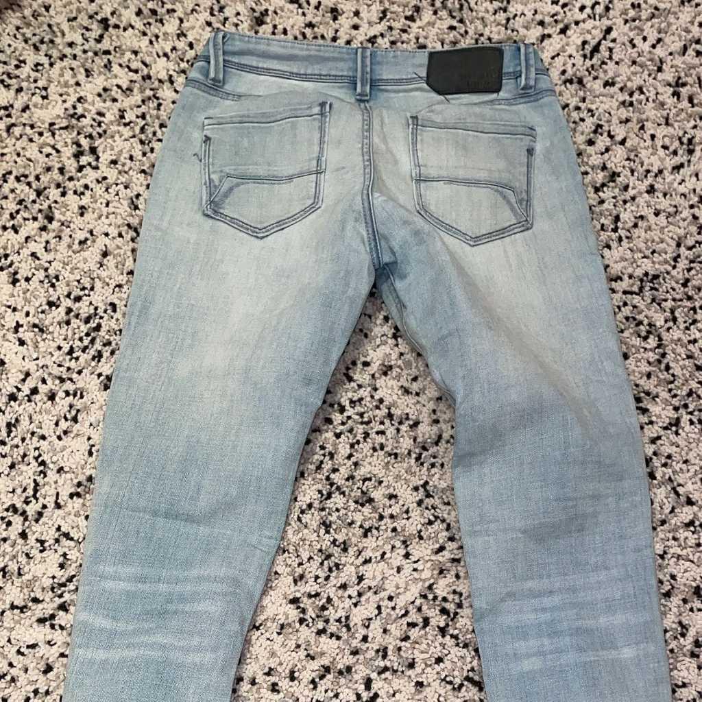 DKNY skinny jeans size 27 fits UK 8