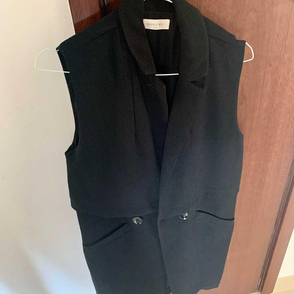 Long waistcoat size M