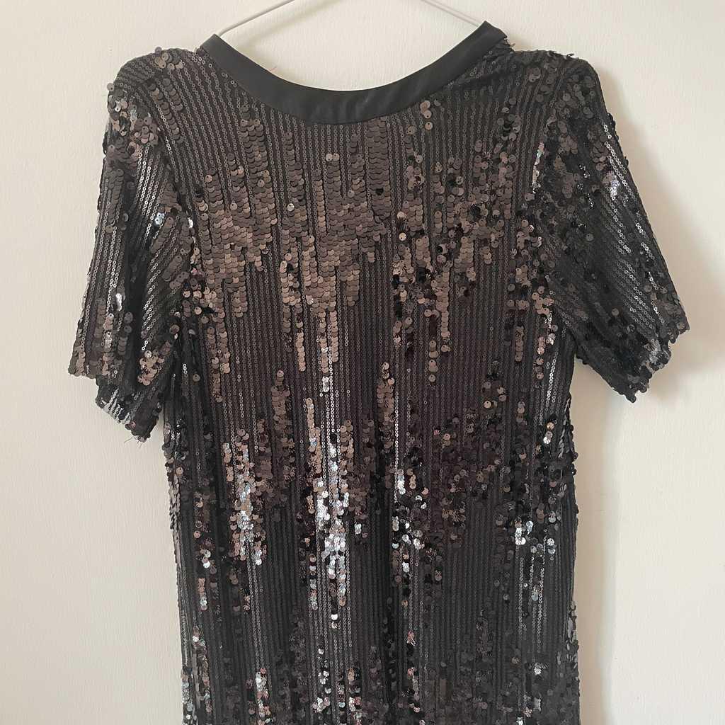 Zara sequin dress, NEW**