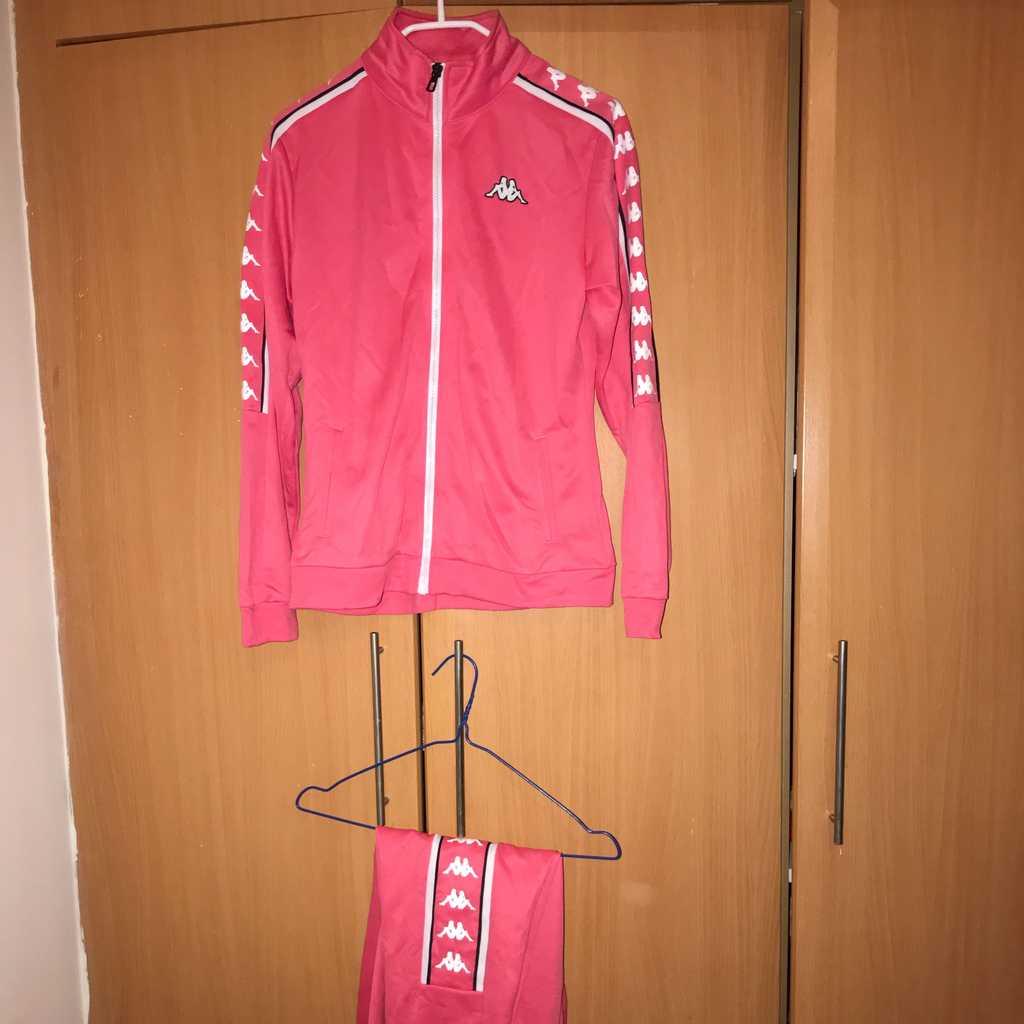 Kappa suit pink. New