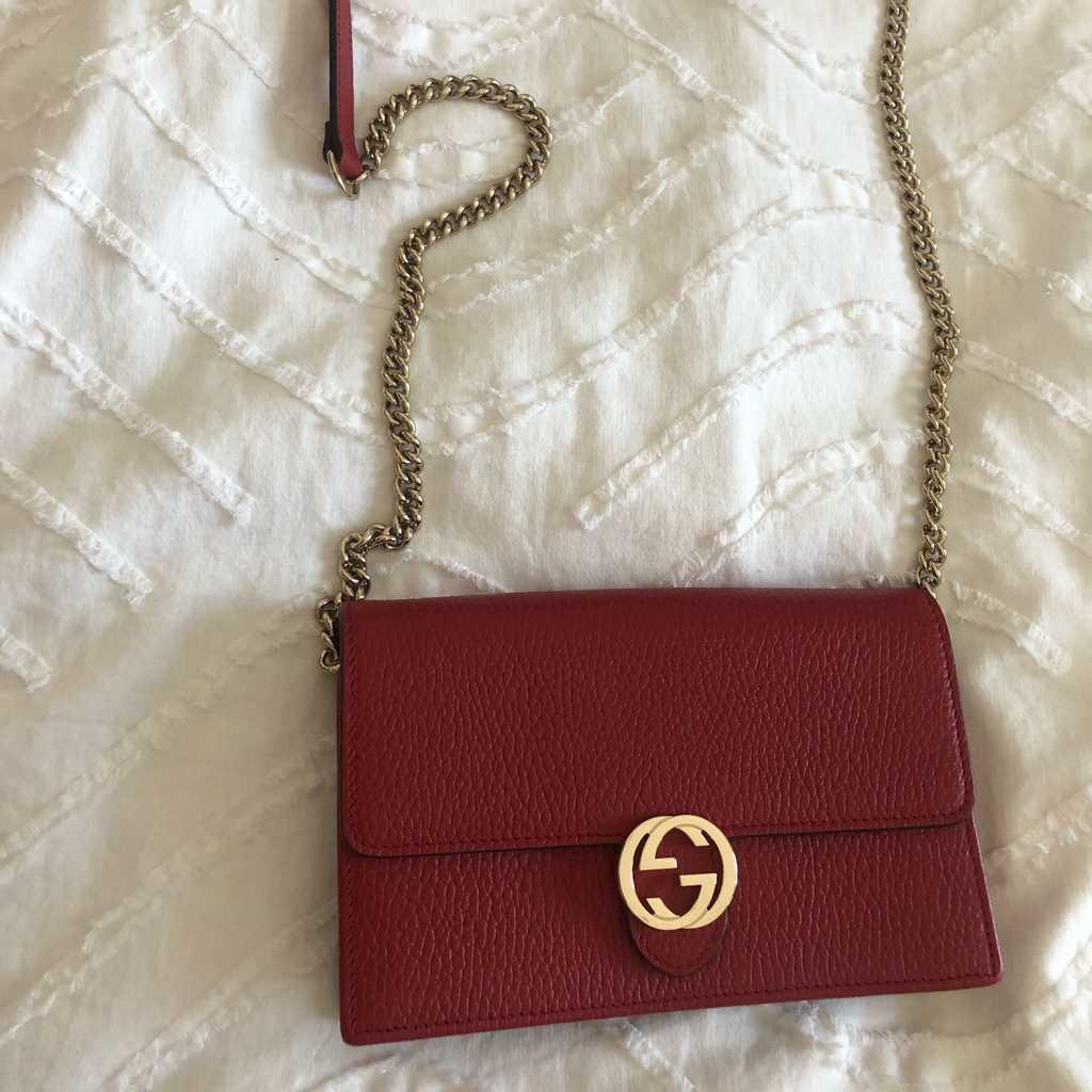 Gucci clutch bag