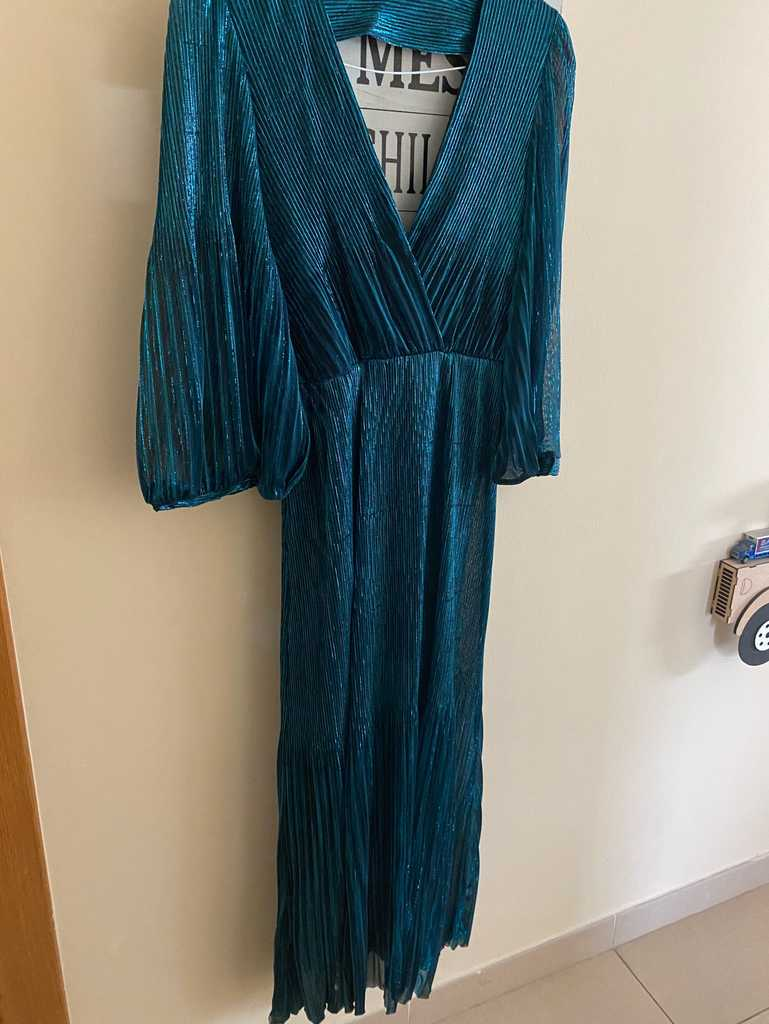 Lucy Boutique Green dress