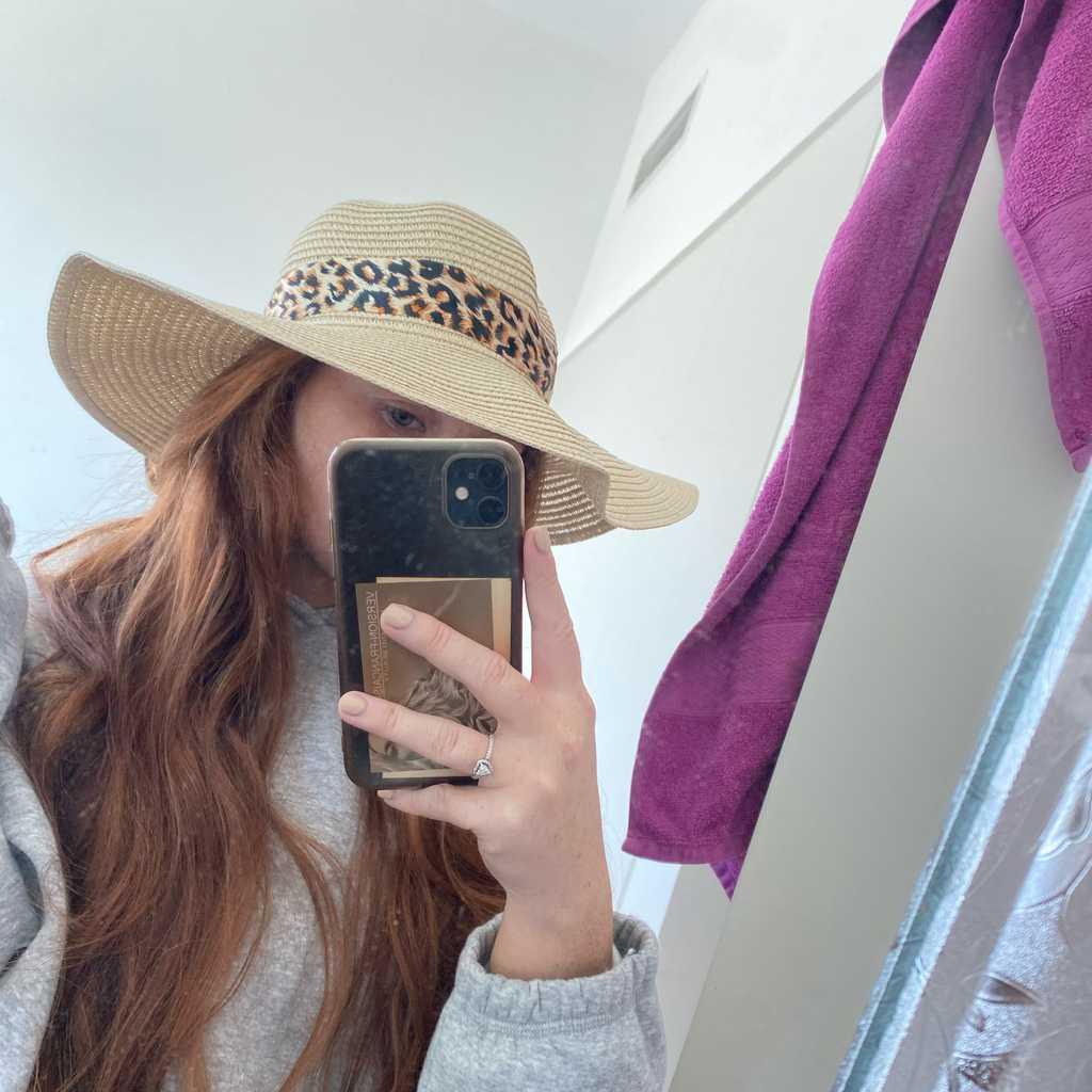 Brand new hat