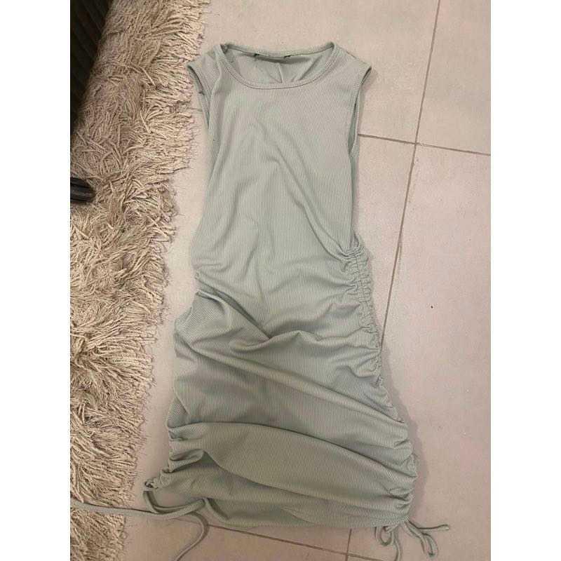 Tie up dress size xs (6-10)