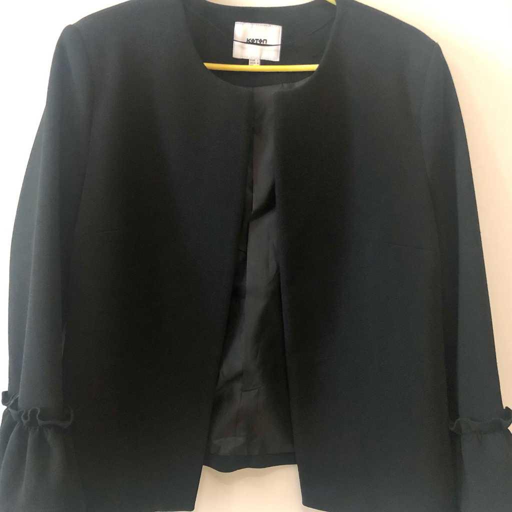 Koton black suit