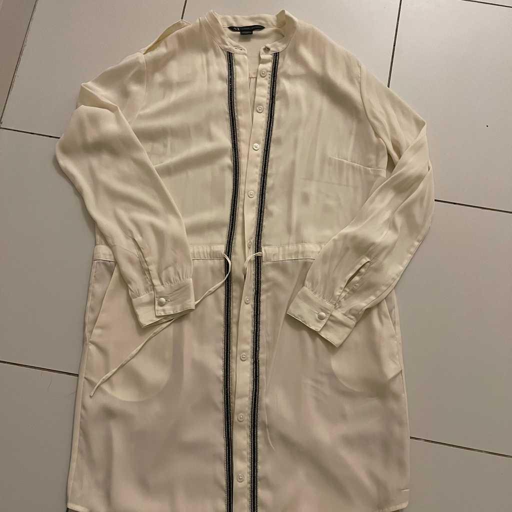 Armani Exchange dress or shirt