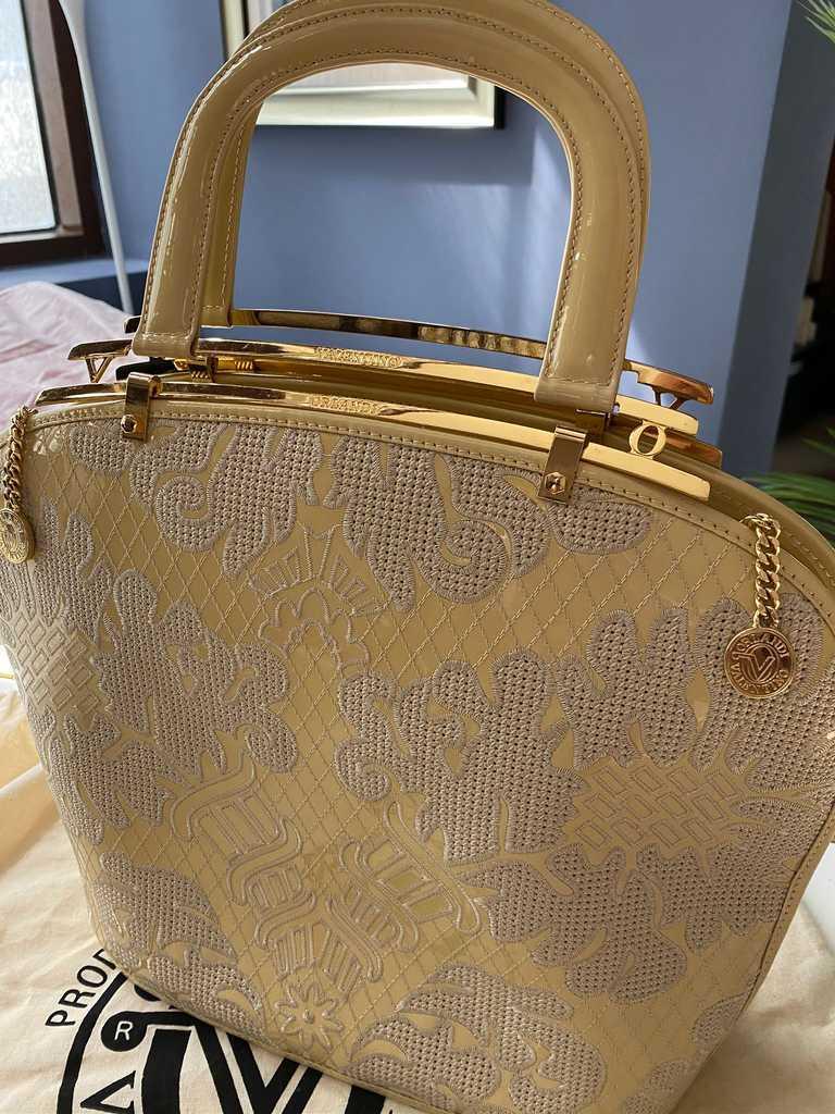 Handbag by Orlandi Valentino