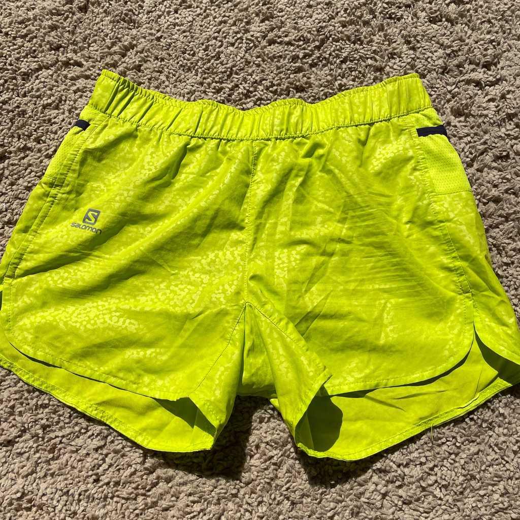 Gym running shorts XS new no tags