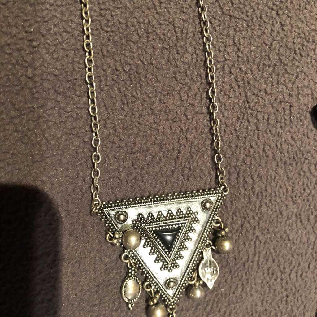 Necklace. Ethnic style